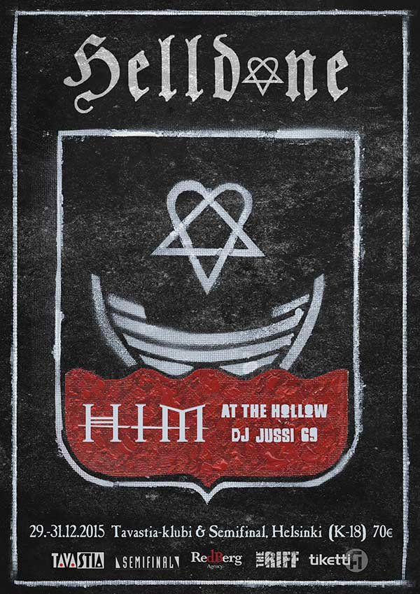 Helldoneonenightstand: Sweet Sixteen / TWO ADDITIONAL SHOWS!